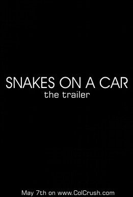 Snakes on a Car - Trailer