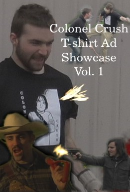 T-shirt Ad Showcase
