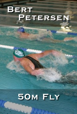 Bert Petersen - 50m Fly